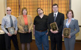2009 Focus Award winners