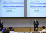 Purdue students at Burton D. Morgan Entrepreneurial Competition