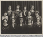 Group portrait of Women's Pan Council